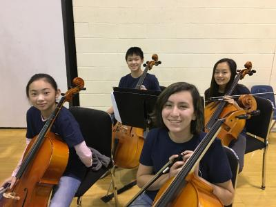 RCMS Orchestra